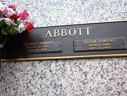 Thomas Oscar Abbott, Jr