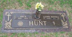 Joe B Hunt