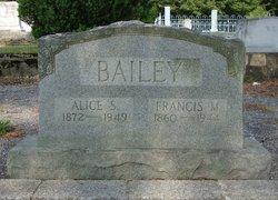 Alice <I>Strickland</I> Bailey