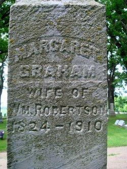 Margaret <I>Graham</I> Robertson