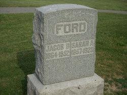 Sarah Angelina <I>Gray</I> Ford