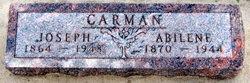 Joseph Grant Carman