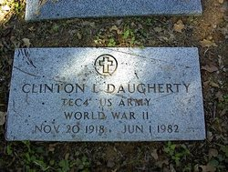 Clinton L Daugherty