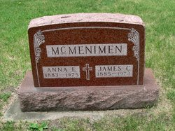 Anna E <I>Burke</I> McMenimen