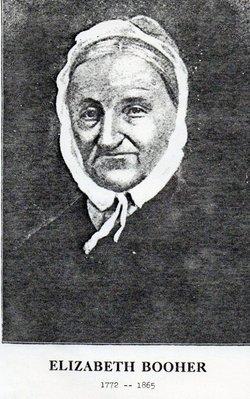 Elizabeth <I>Crull</I> Booher