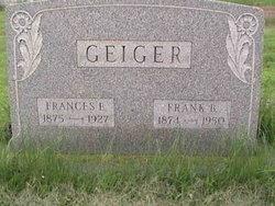 Frances <I>Elser</I> Geiger