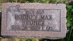 Rodney Max Bruner