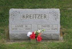 "Anna Mary ""Annie"" <I>Hocker</I> Kreitzer"