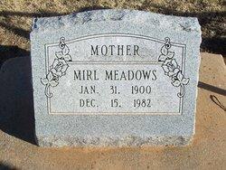 Mirl <I>Smith</I> Meadows