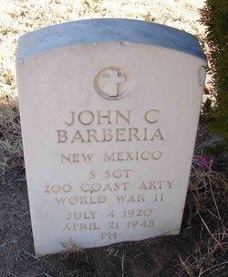 John Charles Barberia