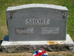 Mabel <I>Miller</I> Short