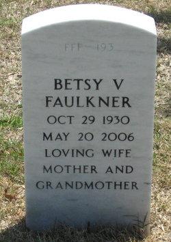 Betsy V. Faulkner