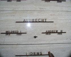 Andrew Henry Albrecht, Sr