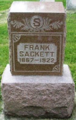"""John Franklin """"Frank"""" Sackett"""