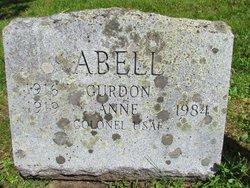 Gurdon Abell
