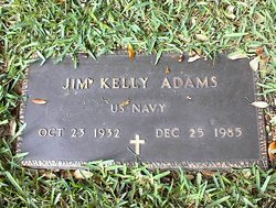 "James Kelly ""Jim"" Adams"