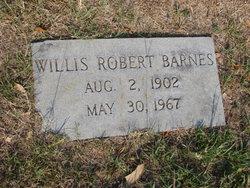 Willis Robert Barnes