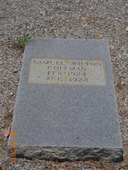 Samuel Wilton Coleman