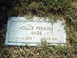 Mollie Perkins <I>Mansfield</I> Ames