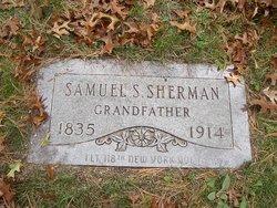 Lieut Samuel S Sherman