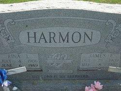 Rina L <I>Raines</I> Harmon