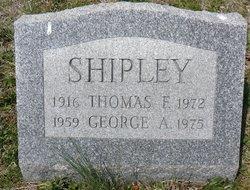 Thomas F Shipley (1916-1972) - Find A Grave Memorial