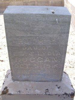 Ruth E Duggan
