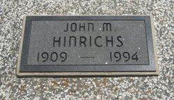 John M. Hinrichs