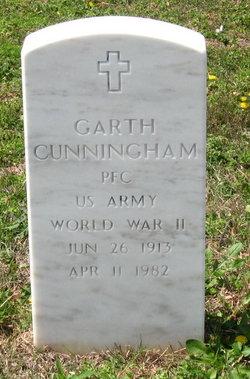 Garth Cunningham