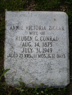 Anna Victoria <I>Ziglar</I> Conrad