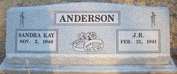 Sandra Kay <I>Edwards</I> Anderson