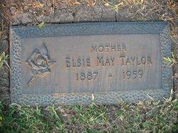 Elsie May <I>Bouldin</I> Taylor