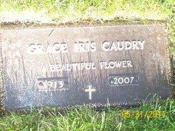Grace Iris <I>Thompson</I> Caudry
