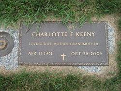 Charlotte F. <I>Eaton</I> Keeny