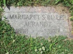 Margaret S. <I>Bixler</I> Aurandt