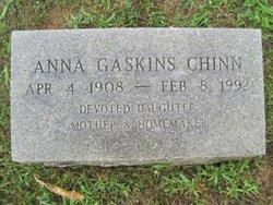 Anna Gaskins Chinn