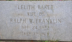 Lelith Baker