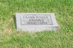 Cleva <I>Casey</I> Briggs