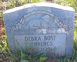 Debra <I>Bost</I> Jennings