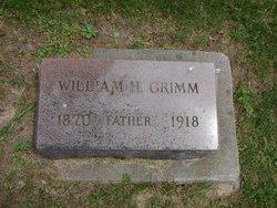 William Hugo Grimm