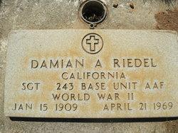 Damian A Riedel