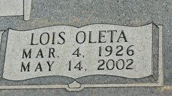 Lois Oleta <I>Sharp</I> Beam