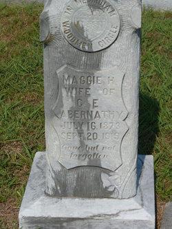 Maggie <I>Porter</I> Abernathy