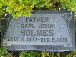 Carl John Holmes