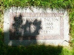 Vernon E Dalton