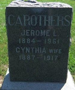 "Jerome Lee ""Joe"" Carothers"