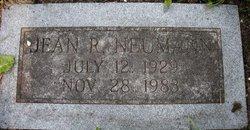 Jean Ruth <I>Kaufman</I> Neumann