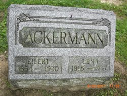 Eilert Ackermann