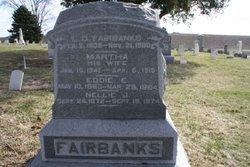 Eddie E Fairbanks
