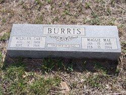 Wilburn Carl Burris